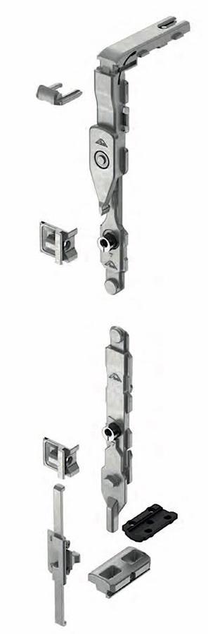 Roto AL для стандартных и противовзломных окон до класса RC 3